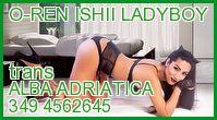 O-ren Ishii Ladyboy Trans Asiatica
