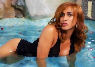 Sexy Chat in diretta online con Transex Milla72