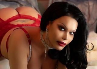 Video porno di LUCIANNA LYRA PORNOSTAR Transescort