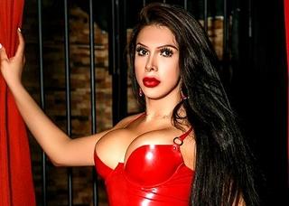 Sexy Chat in diretta online con Transex deliciousgirlwithcock