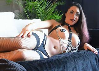 Webcam pornogratis dal vivo con Trans DuchessaNera
